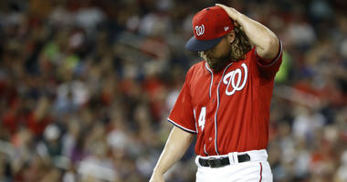Nationals GM Mike Rizzo explains the decision to release Trevor Rosenthal.
