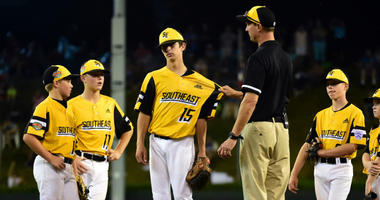 Loudoun South falls to Hawaii, but isn't out of LLWS yet.