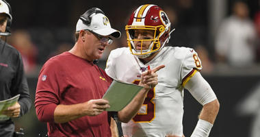 For Redskins, it had to be Case Keenum from the start