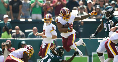 Derrius Guice to miss time with knee injury