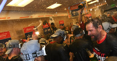Best videos from Nationals NLDS win over Dodgers