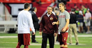 Matt LaFleur third 2013 Redskins staffer to land head coaching gig