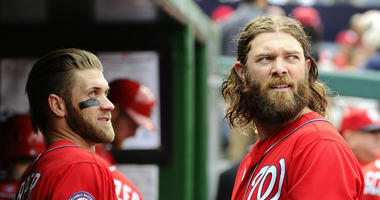 Jayson Werth says Bryce Harper will thrive with the Philadelphia Phillies.