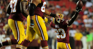 DeAngelo Hall lost Maryland gig interviewing for Redskins