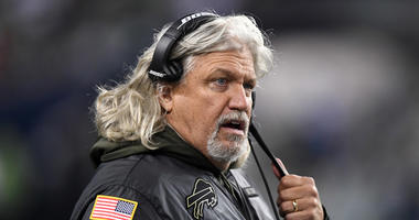 Redskins hire Rob Ryan as inside linebackers coach
