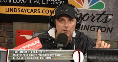 Eric Bickel of The Sports Junkies