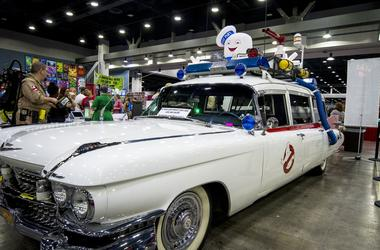 Ghostbusters Hits Universal Orlando's Halloween Horror NIghts