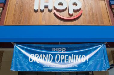 Kids Eat Free At IHOP
