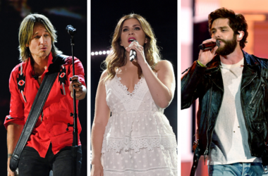 Keith Urban, Hillary Scott, Thomas Rhett