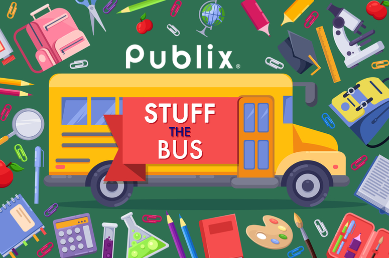 STUFF THE BUS at Publix