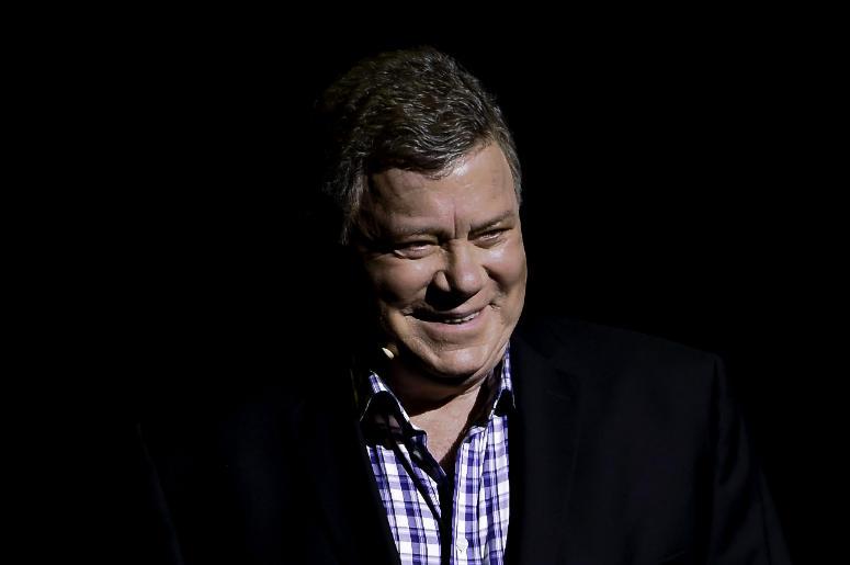 William Shatner in 2016