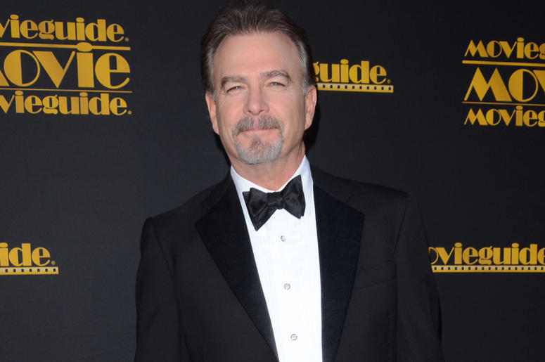 Bill Engvall at the 23rd Annual Movieguide Faith and Value Awards Gala held at Universal Hilton Hotel.