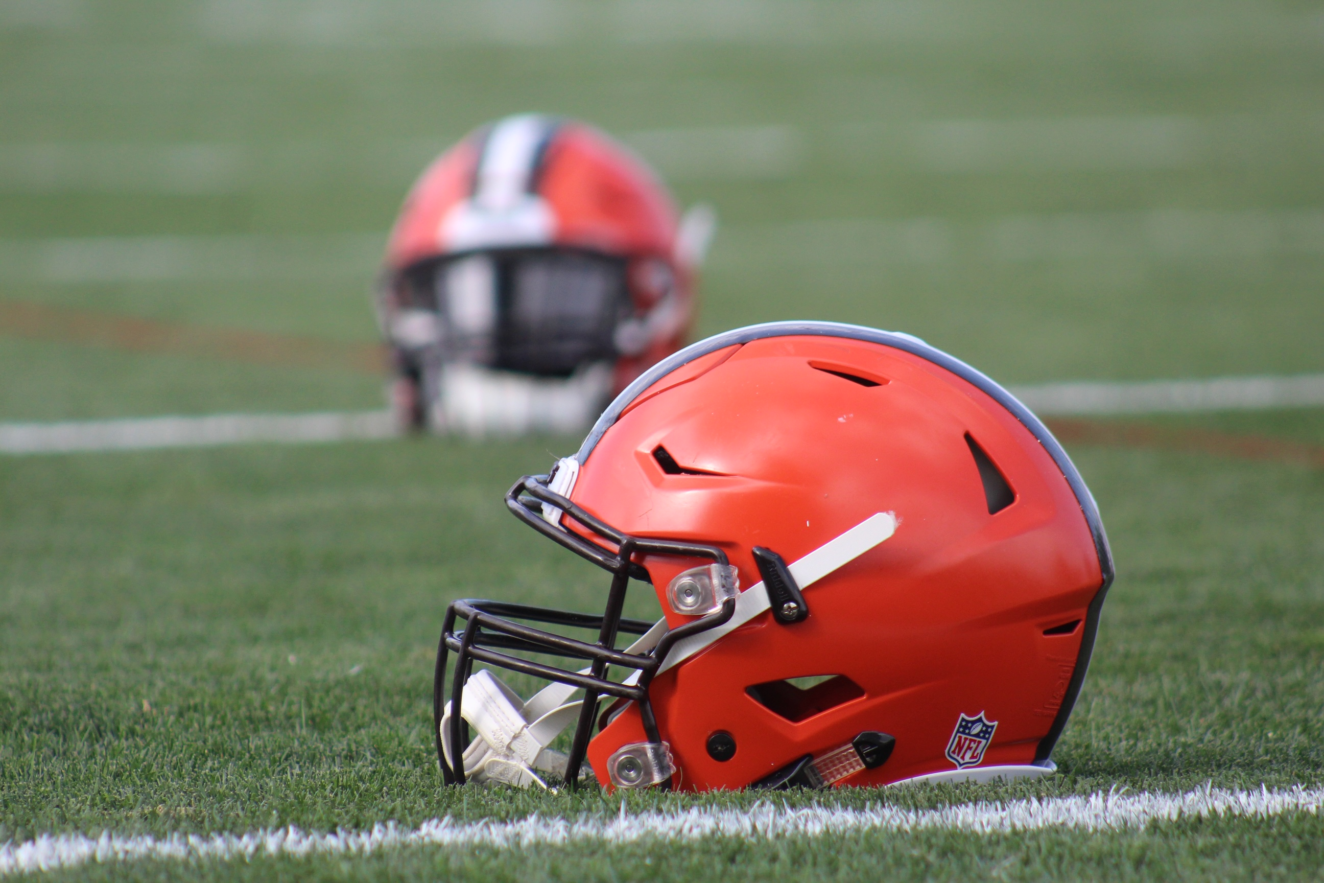 huge discount 703d7 5f6e5 Cleveland Browns helmet to remain unchanged with new ...