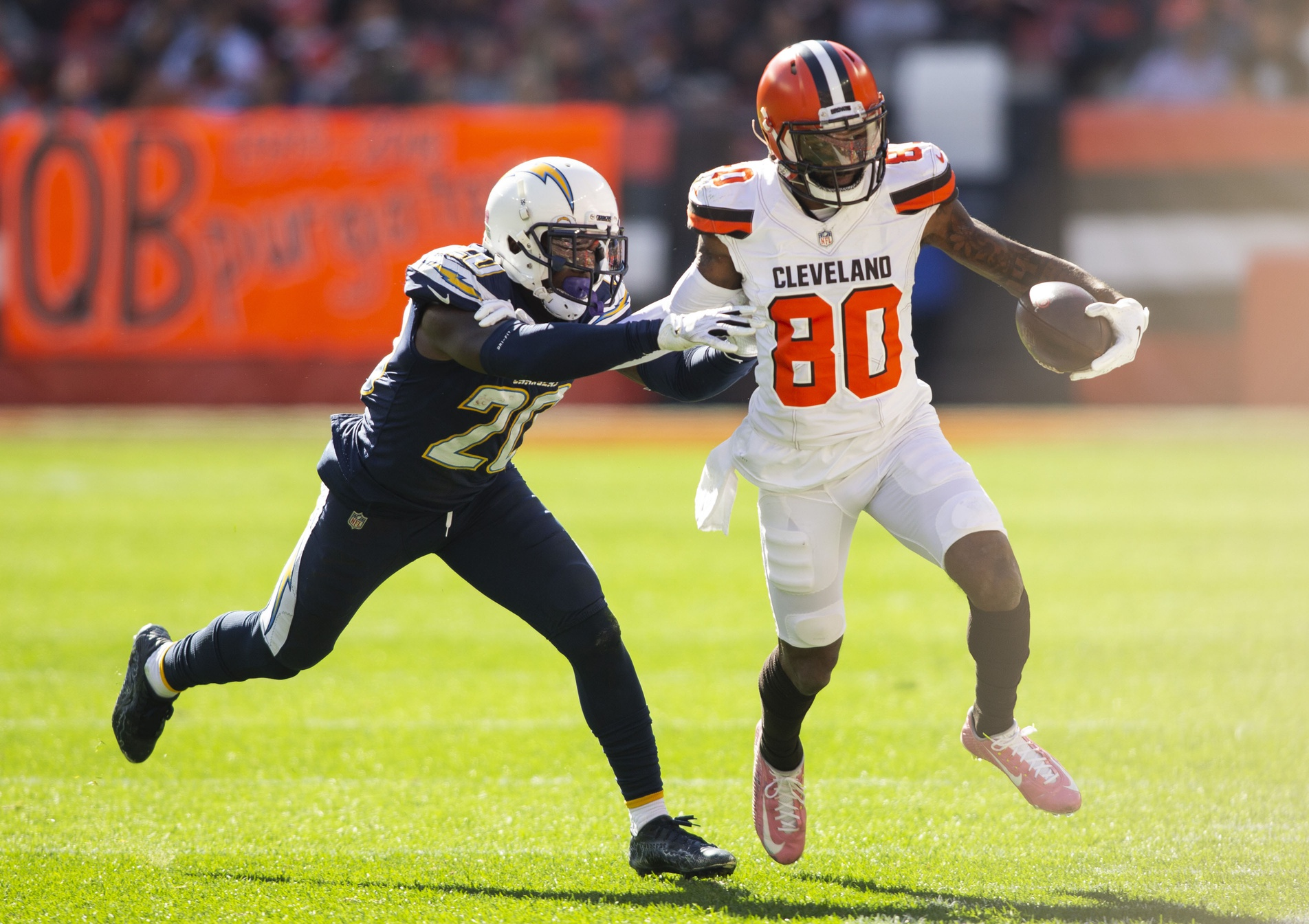 10493805d6d Jarvis Landry says Cleveland Browns loss to Los Angeles Chargers was needed