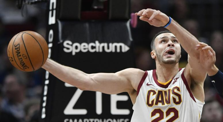 d796d8786 Larry Nance Jr. Wants To Wear His Dad s Retired No. 22 For Cavs But Also  Doesn t Want To See It Come Down From The Rafters