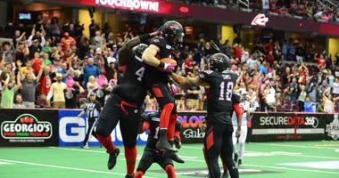 Gladiators Show Heart But Fall Short To Storm 73-59