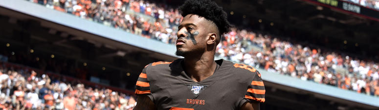 Browns Notes: Rashard Higgins not in doghouse, DNP was coach's decision