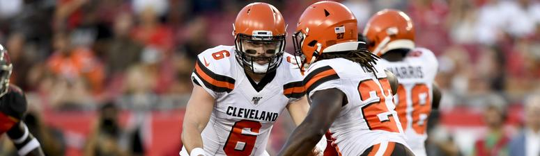 Photos from the Browns third preseason game
