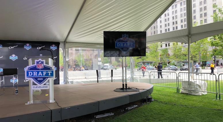 2021 NFL Fraft Press Conference