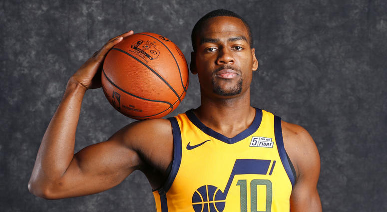 buy online 77763 5c2b6 Cleveland Cavaliers acquire Alec Burks in trade with Utah ...