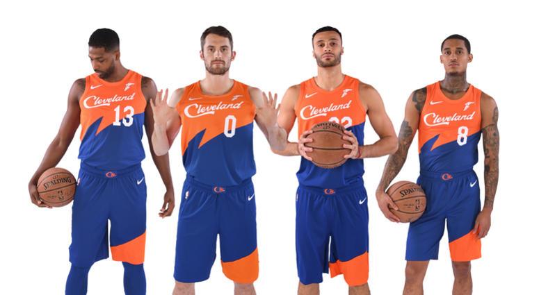 uk availability 82253 2fbcc Cleveland Cavaliers unveil 2018-19 City Edition jerseys ...