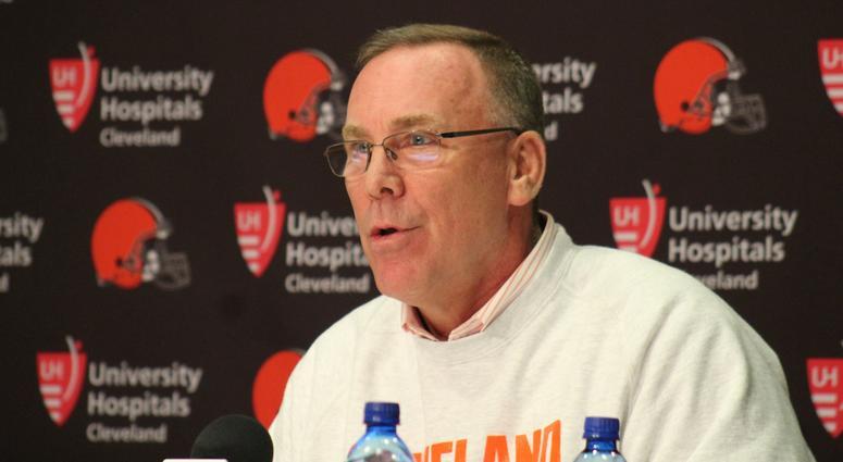 John Dorsey Cleveland Browns general manager