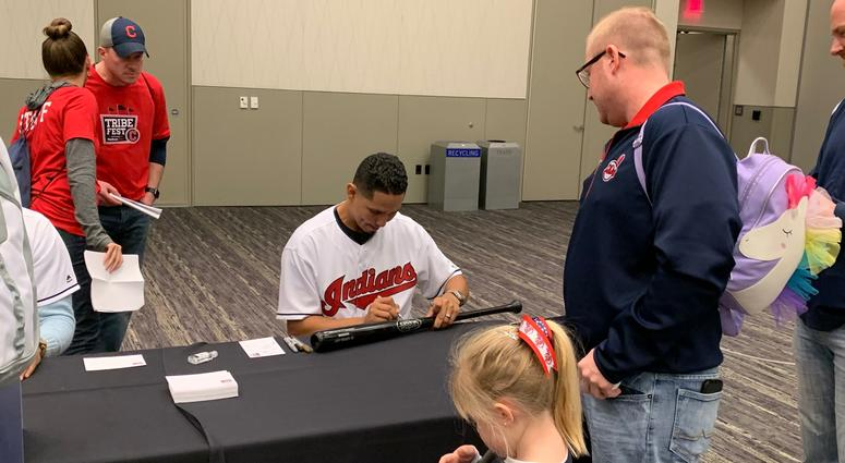 Carrasco signs for fans
