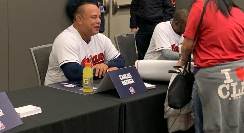 Carlos Baerga signed for multiple hours