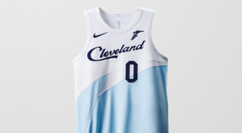 4384ed224415 Cleveland Cavaliers have new Earned Edition uniforms