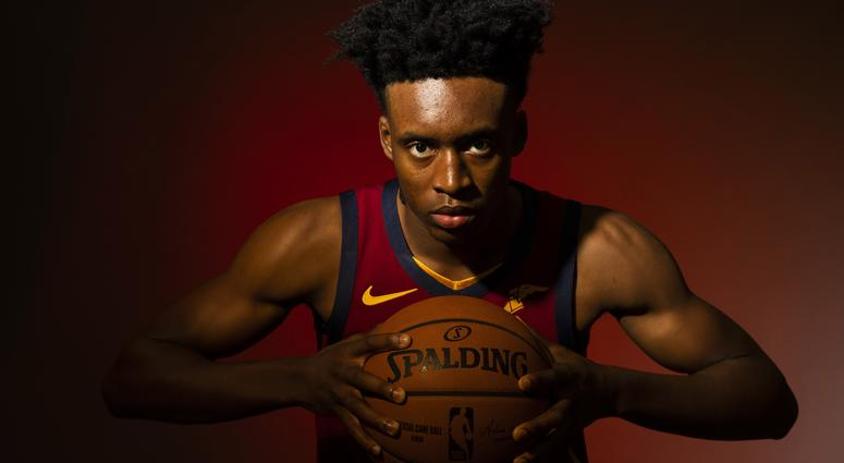 on sale 533f4 d2e94 Tyronn Lue sees a little Kyrie Irving in Collin Sexton ...
