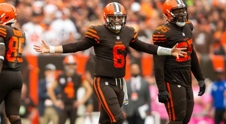 new styles 11dbc bcb5d Cleveland Browns new uniforms not finalized | 92.3 The Fan