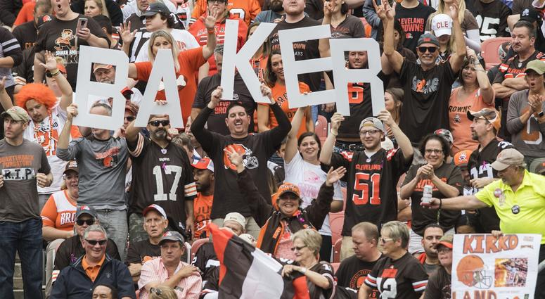 Baker Mayfield lifts Cleveland Browns to OT win over Baltimore