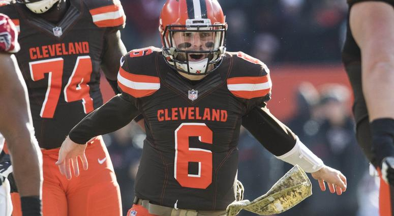 5c55635eb Cleveland Browns have hope heading into bye thanks to Baker Mayfield ...