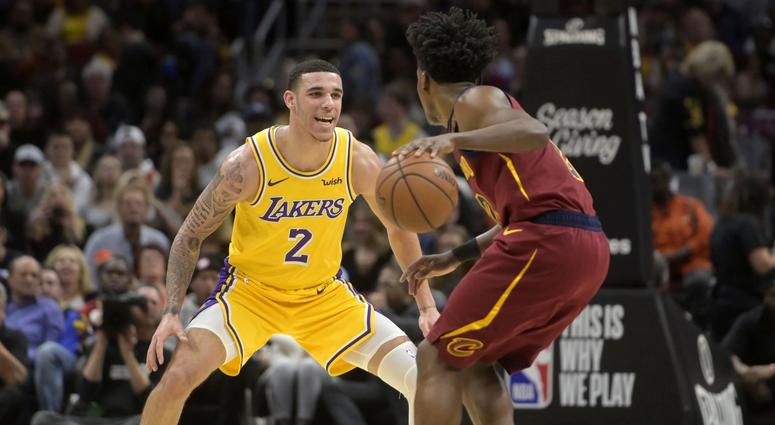 b483a5d5 Cleveland Cavaliers should have interest in Los Angeles Lakers guard ...
