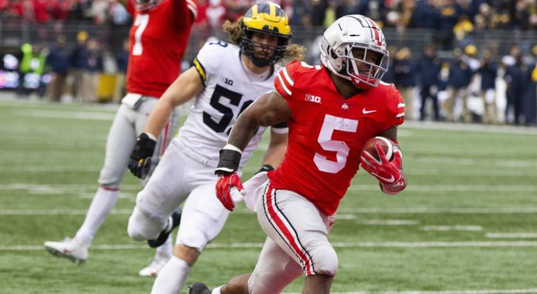 Mike Weber Ohio State