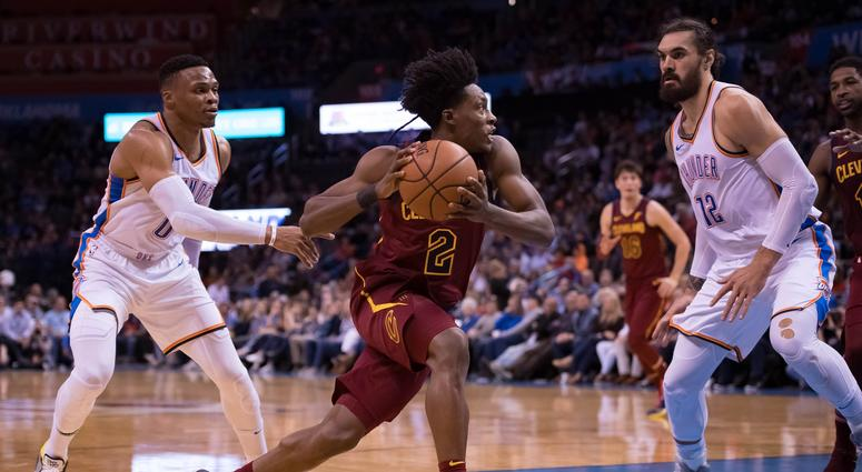 6d72d18ab948 Kevin Durant compliments Collin Sexton ahead of Cavaliers  matchup ...