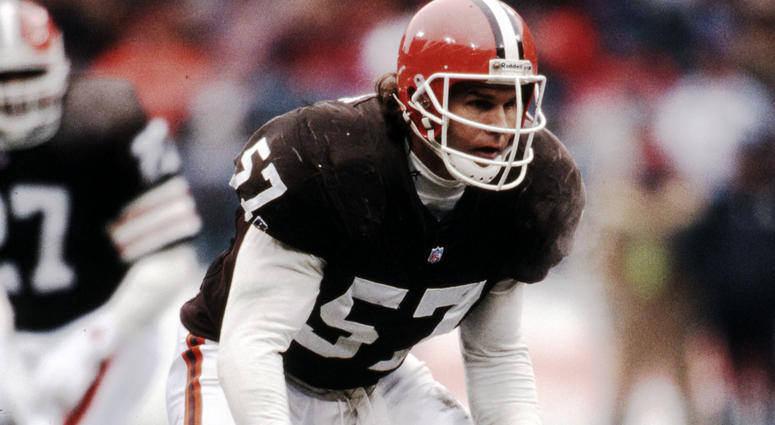 cheaper 71f5e 1a130 Cleveland Browns Clay Matthews Jr. denied Hall of Fame bid ...