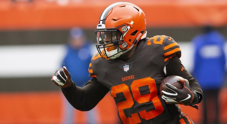 Staying put: Browns hang on to Duke Johnson Jr.