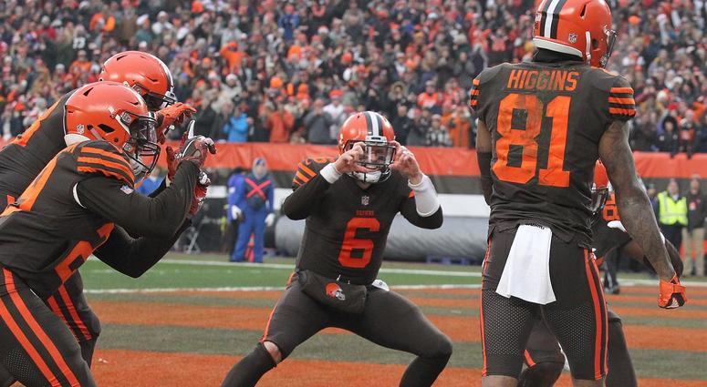 finest selection cefec d116c Cleveland Browns color rush uniforms primary uniform 2019 ...