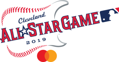 The 2019 Major League Baseball All-Star Game logo