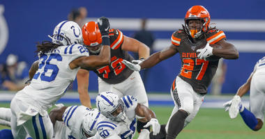 Photos: Cleveland Browns beat the Indianapolis Colts in second pre-season game