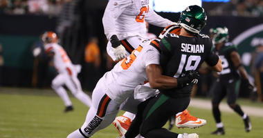 Cleveland Browns vs. New York Jets Week Two Photos