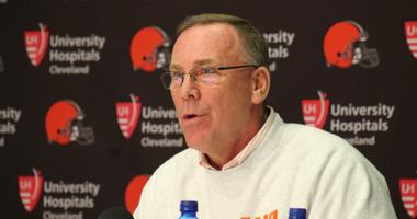 John Dorsey Cleveland Browns general manager