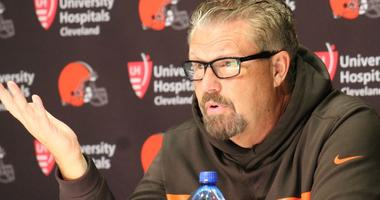Gregg Williams Cleveland Browns interim head coach