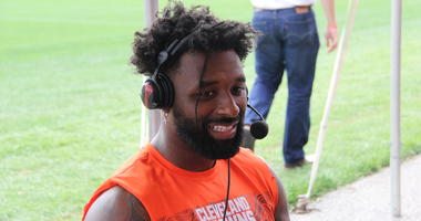 Jarvis Landry sits down with Baskin and Phelps on 92.3 The Fan
