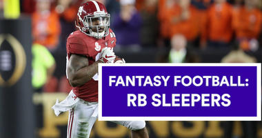 Fantasy Football: Running Back Sleepers That Could Win Your League