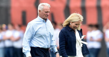 Browns owners donate $4.5 million to city's musical scene