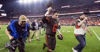 Baker Mayfield Cleveland Browns New York Jets
