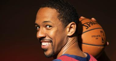 Sep 24, 2018; Cleveland, OH, USA; Cleveland Cavaliers center Channing Frye (9) poses during Cavs Media Day at Cleveland Clinic Courts. Mandatory Credit: Scott R. Galvin-USA TODAY Sports