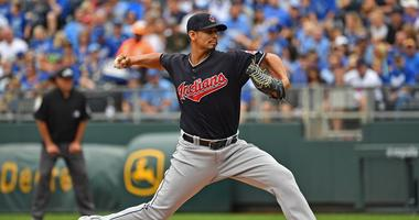 Carlos Carrasco Cleveland Indians
